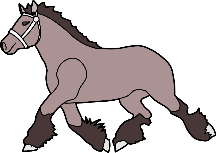 Horse SVG Vector file, vector clip art svg file