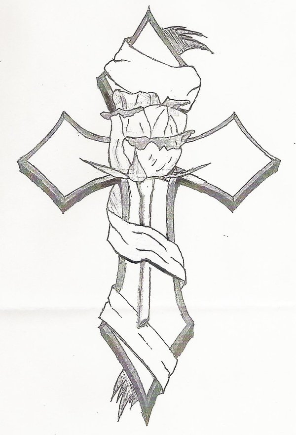 Cool Pictures Of Crosses To Draw - Cliparts.co