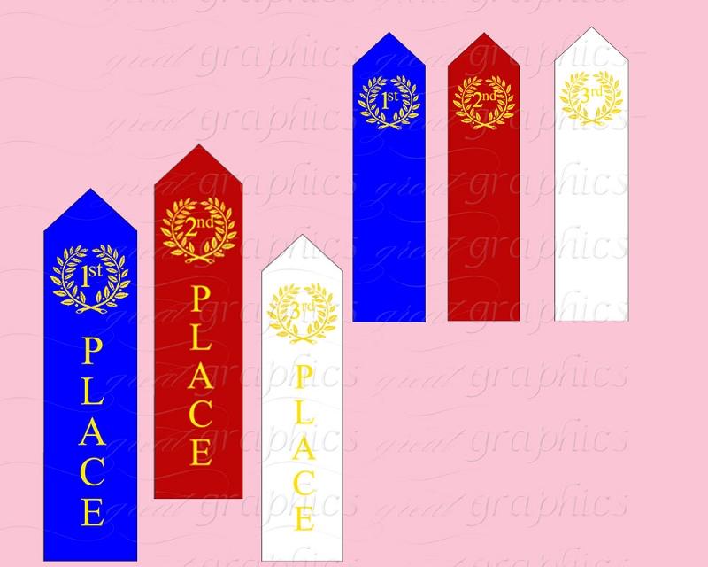 printable ribbons for awards