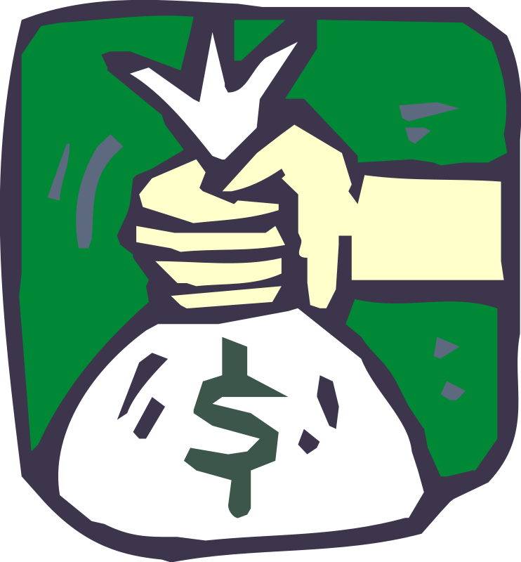 Money Bags FREE Money Clipart | Money Clipart Org