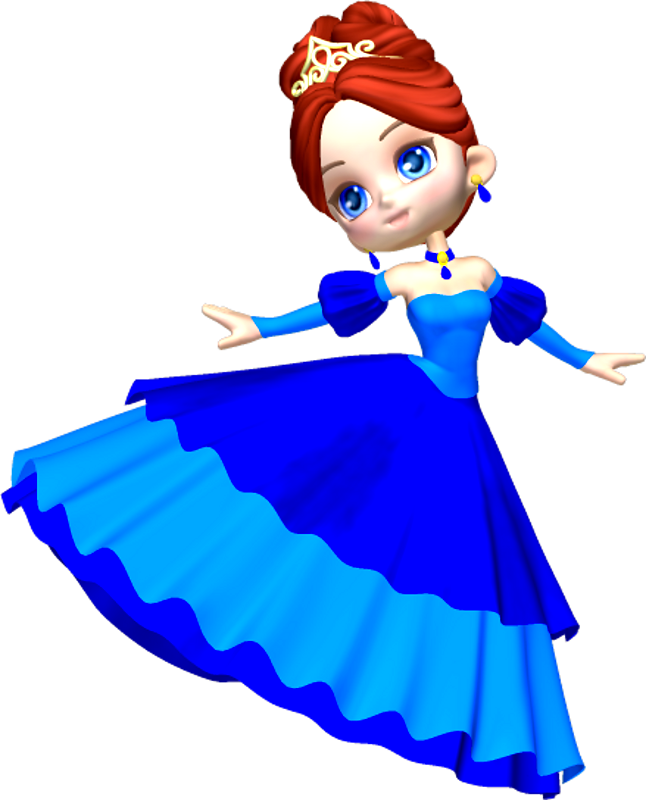 clipart of princess - photo #2