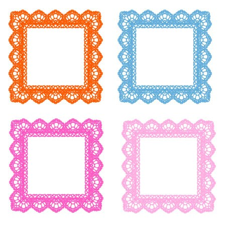Lace Border Clip Art - Cliparts.co