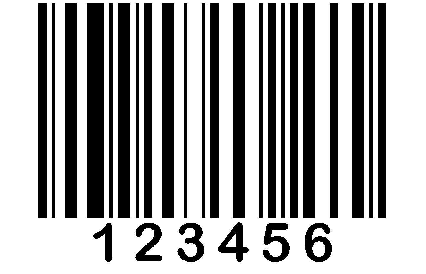 barcode image clipart - photo #31