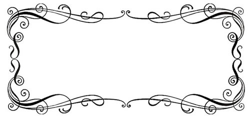 Vintage Scroll Clip Art Cliparts Co