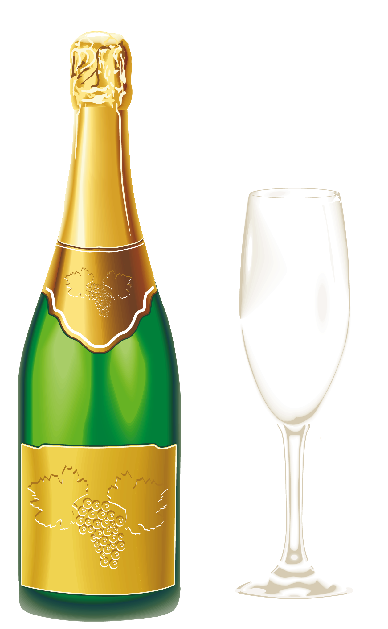 Champagne Clipart - Cliparts.co