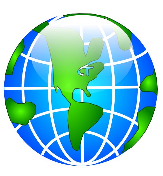 Planet Earth Clipart - Cliparts.co