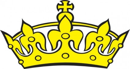 Download free crown clip art Free vector for free download (about ...