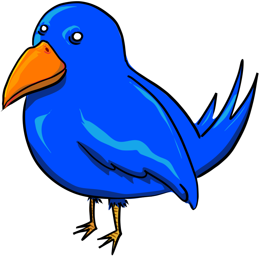 Blue Bird Clipart Images & Pictures - Becuo