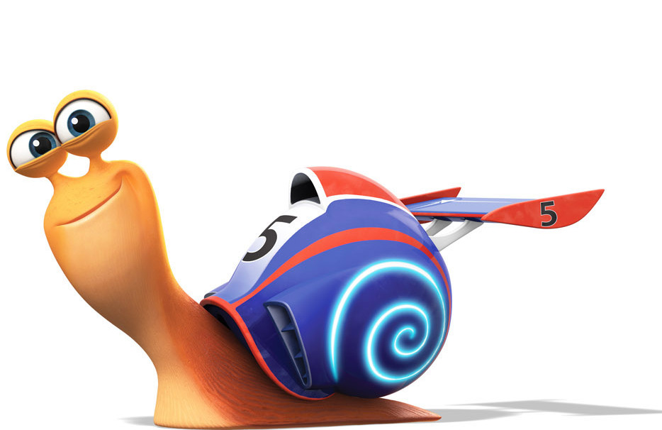 Turbo': A snail in the winner's circle | Star Tribune