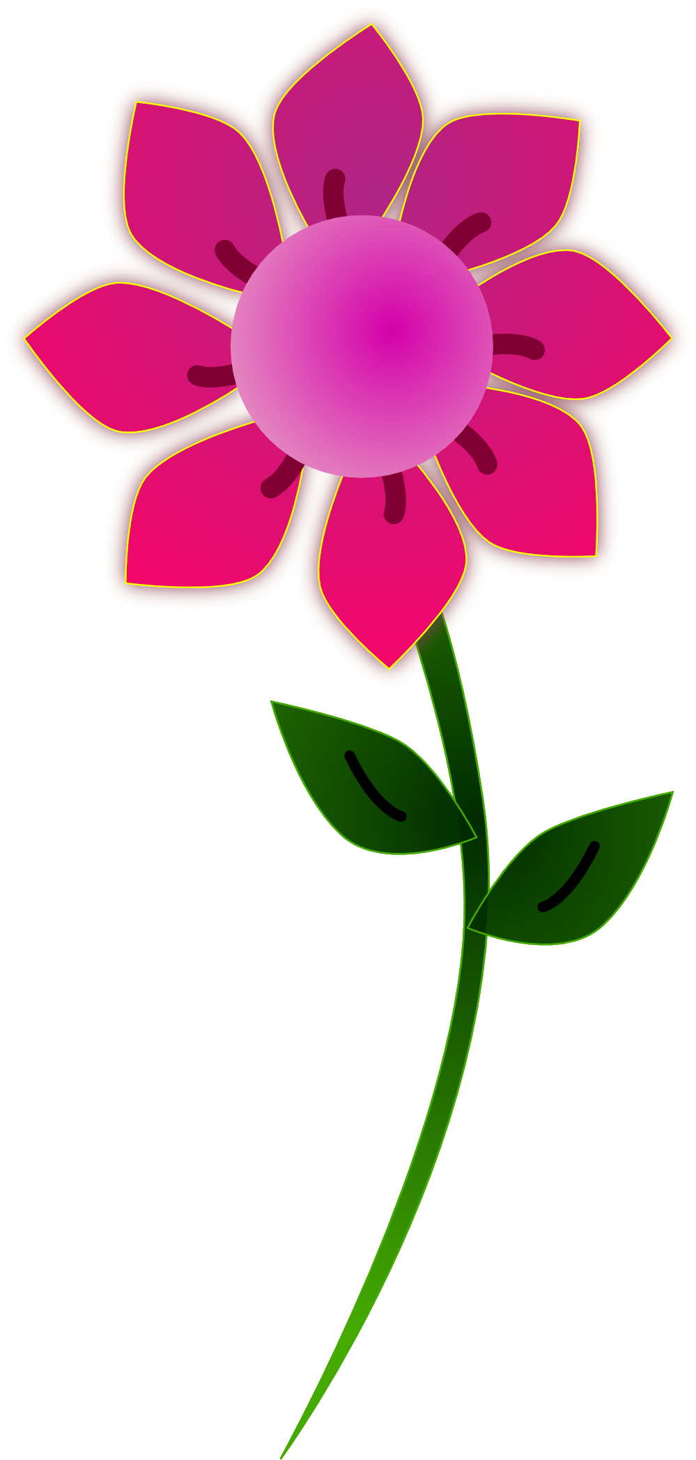Sunflower Clip Art Free Printable  Free Clipart Images