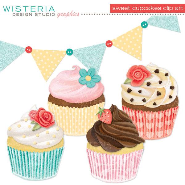 Cupcake Art Design : Art Cupcake - Cliparts.co