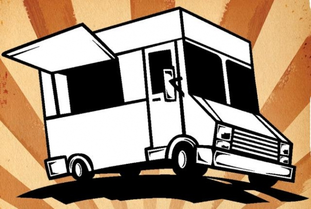 eatingrecipe.com Mobile Food Truck Clip Art