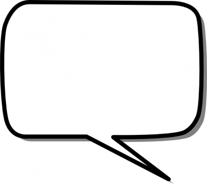 Speech Bubble Clipart - Cliparts.co