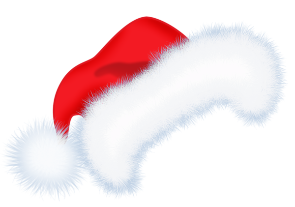 christmas santa hat clipart - photo #7