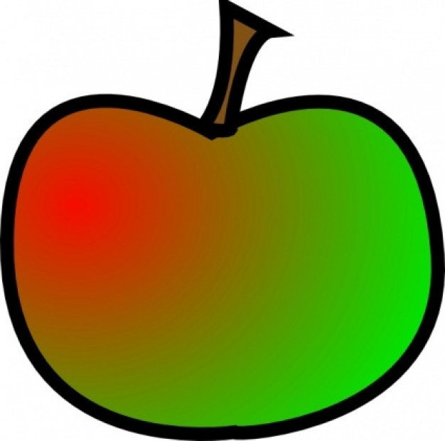 free clipart images for apple - photo #38