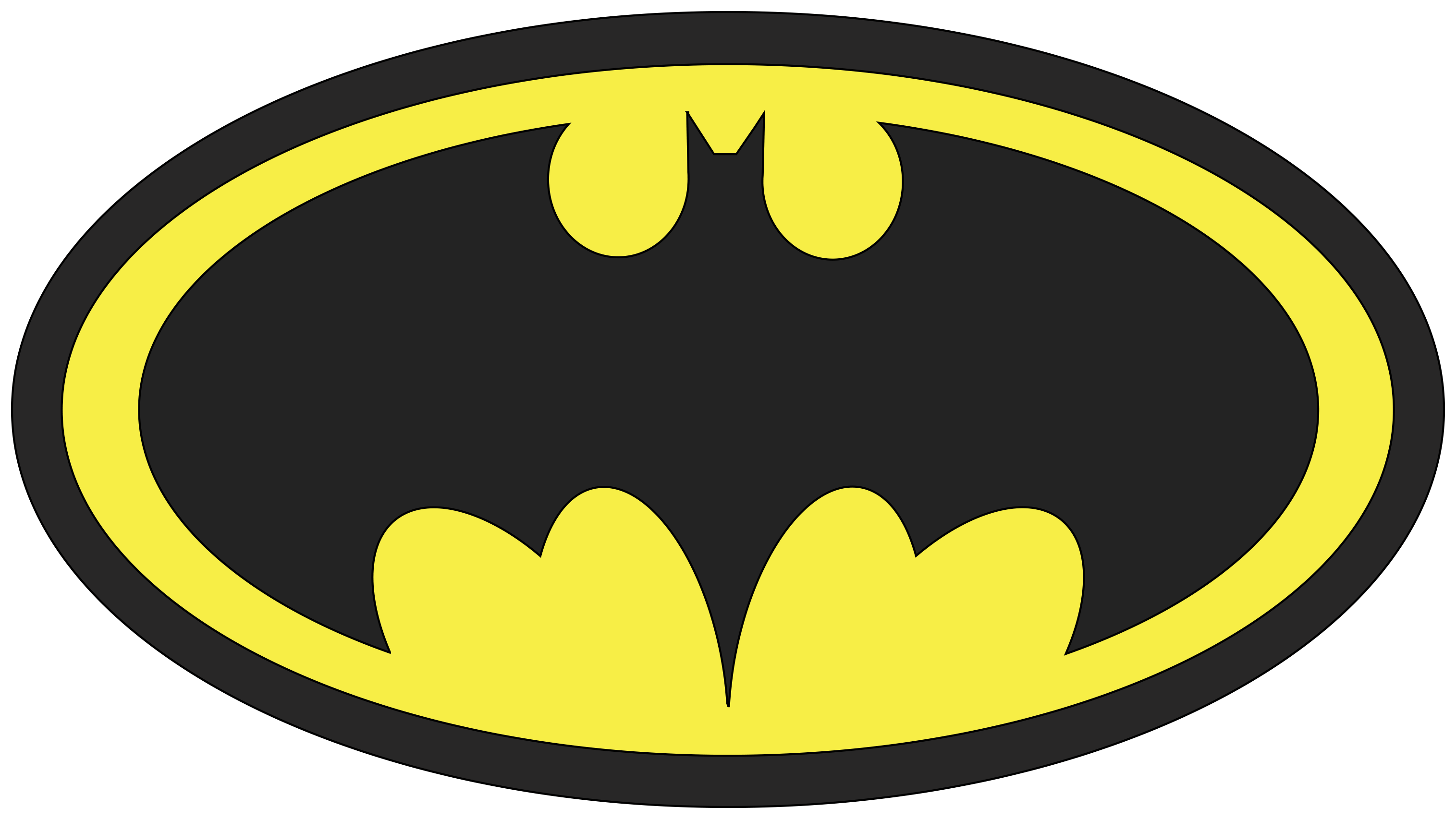 Picture of batman logo Batman symbol