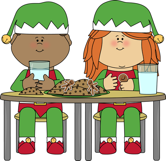 Christmas Elf Clipart - Cliparts.co