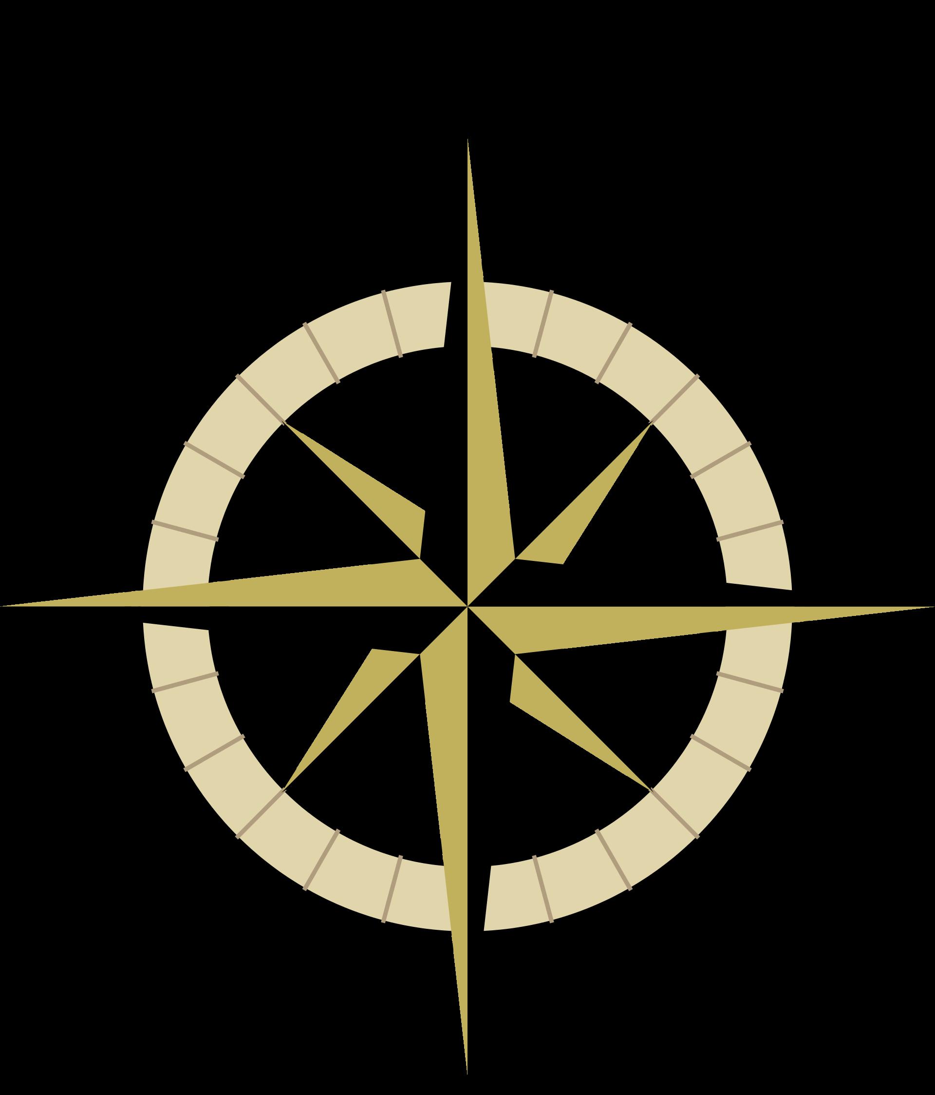 Clipart Compass Rose - ClipArt Best