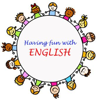 Image result for english is fun clipart