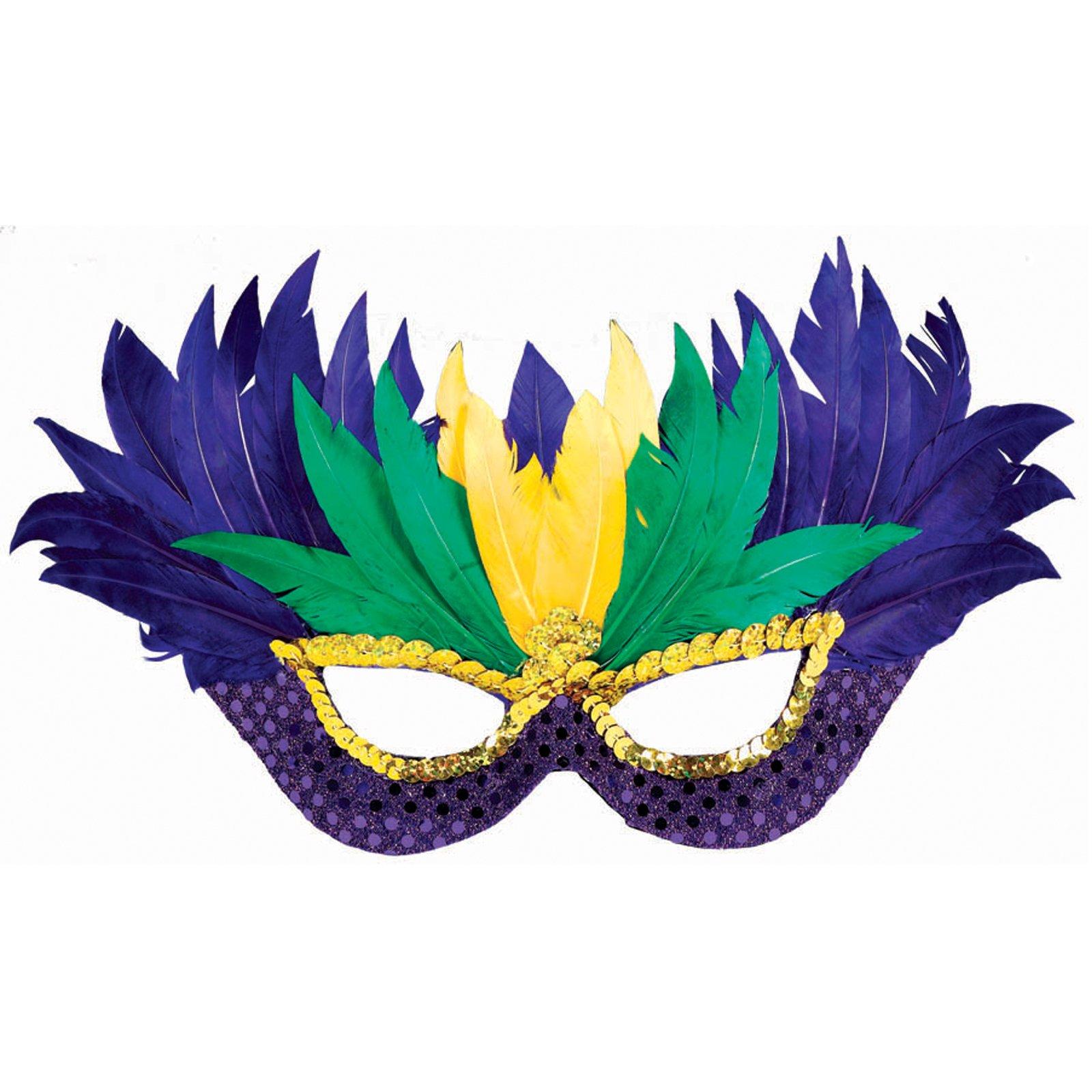 Mardi Gras Mask Clipart - Cliparts.co