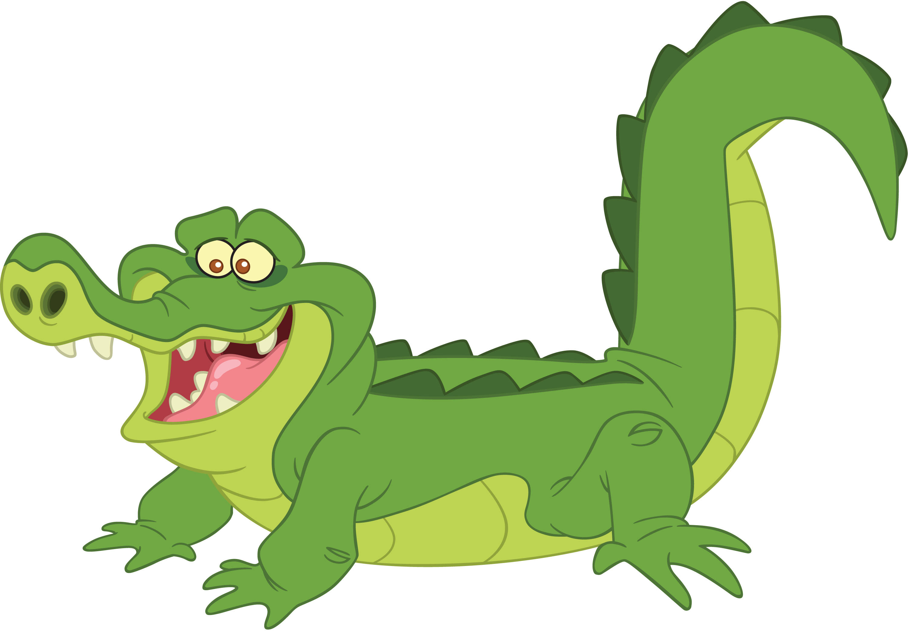 Cartoon Alligator Picture - Cliparts.co - photo#21