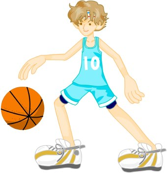 Basketball Player Clipart | Share Sports Info - ClipArt Best ...