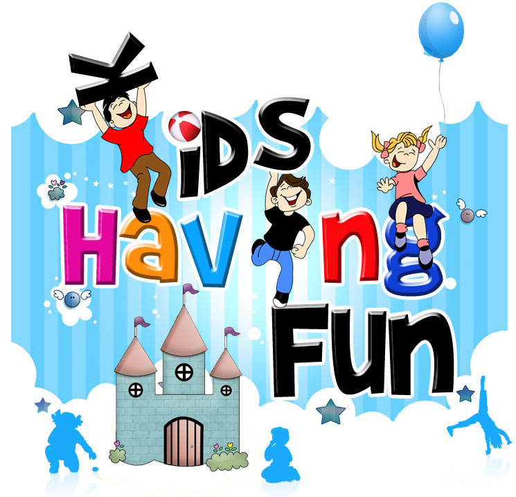 Pics Of Kids Having Fun - Cliparts.co