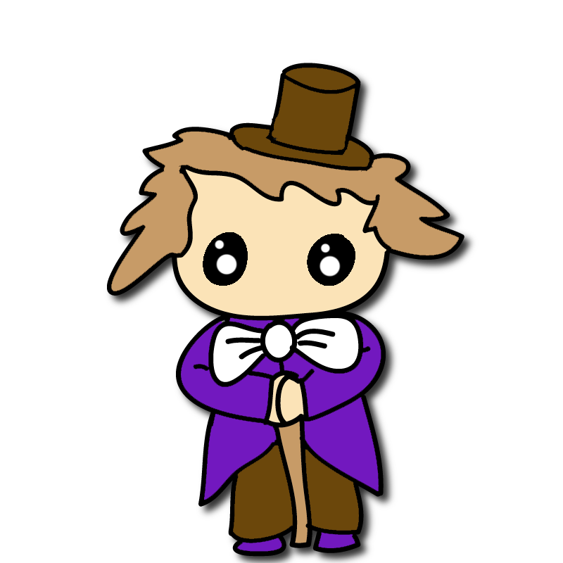 Willy Wonka Clip Art - Cliparts.co