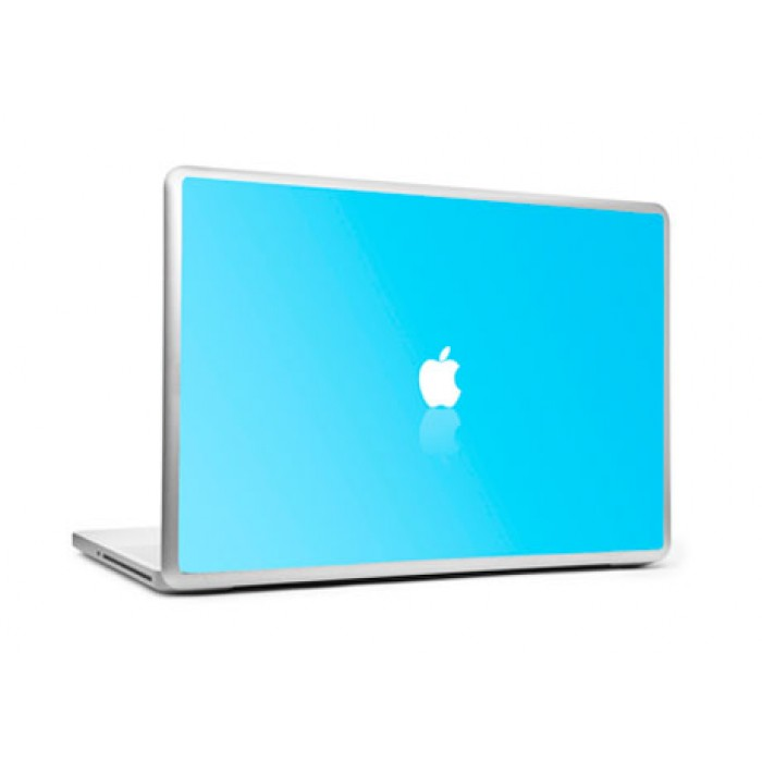 The gallery for --> Blue Apple Laptop