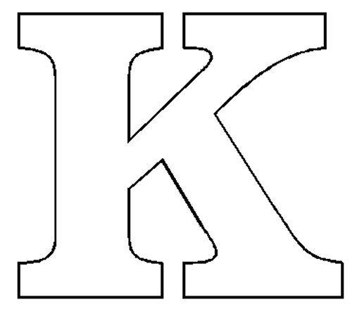 Letter K Gallery