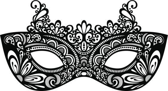 Eye Mask Invitation as great invitation design