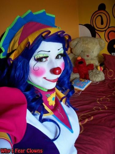 Asian Clowns 74