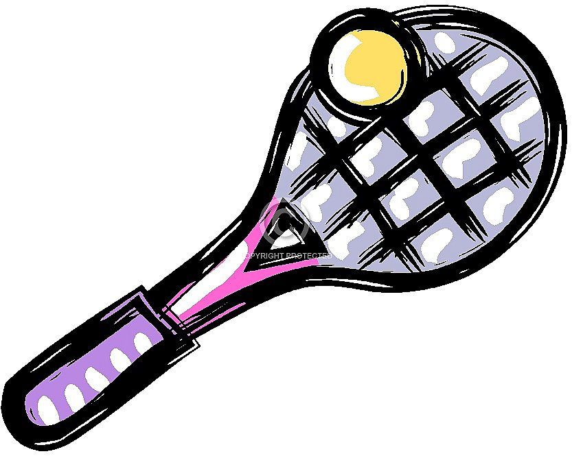 Free Tennis Clip Art – Diehard Images, LLC - Royalty-free Stock ...