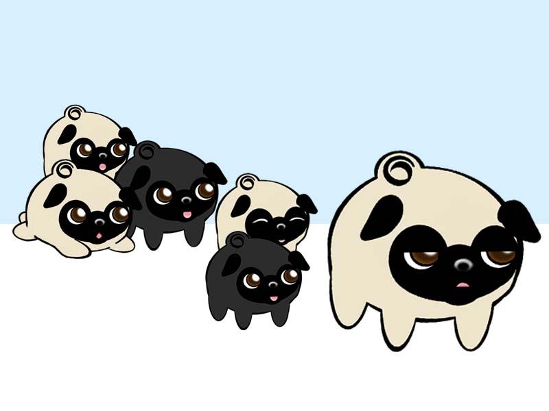 Pug Clip Art - Cliparts.co