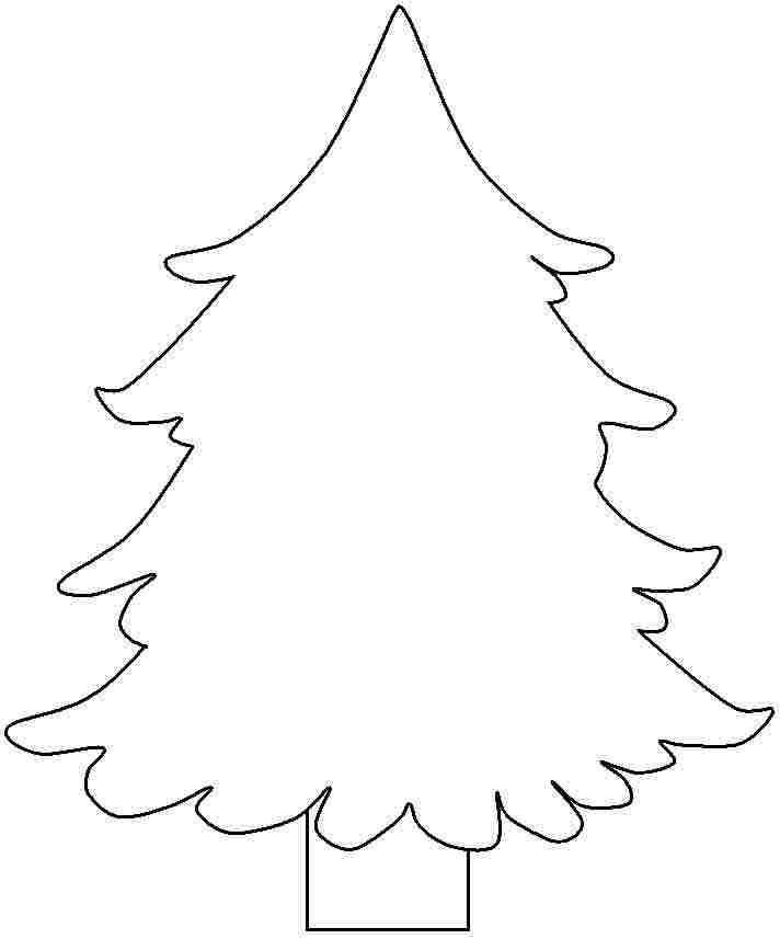 Christmas Tree Graphic - Cliparts.co