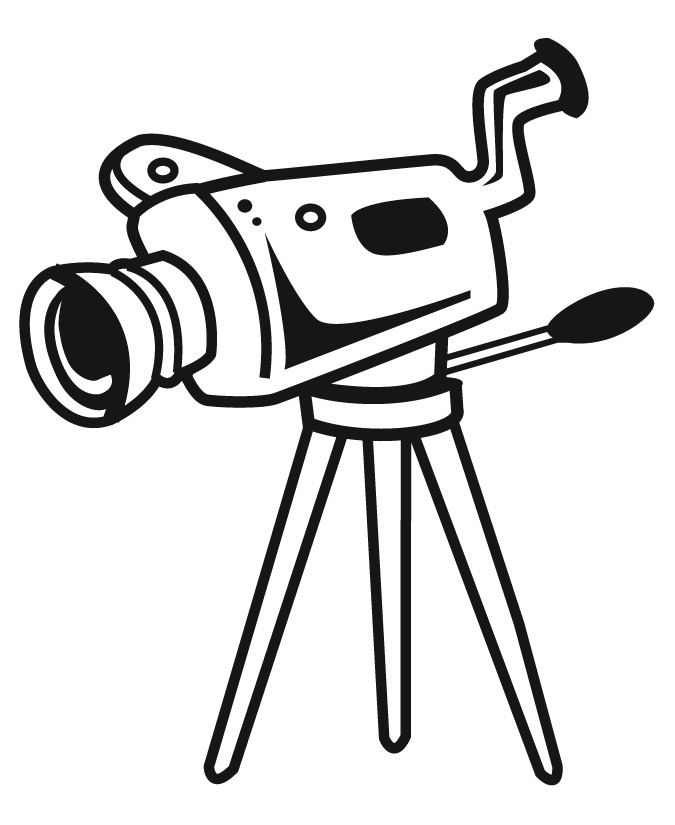 Camera Film Clipart - ClipArt Best
