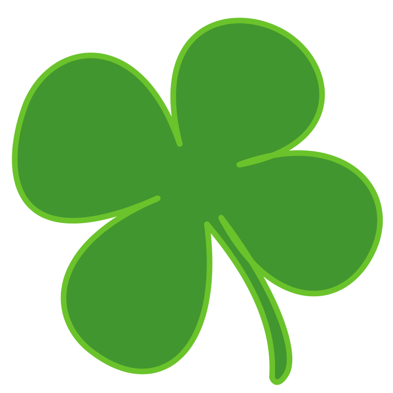 Free Stock Photos | Illustration of a four leaf clover | # 14051 ...