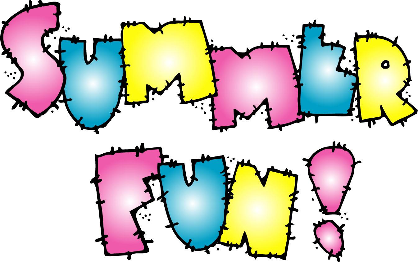 Summer Fun Clip Art Free - ClipArt Best