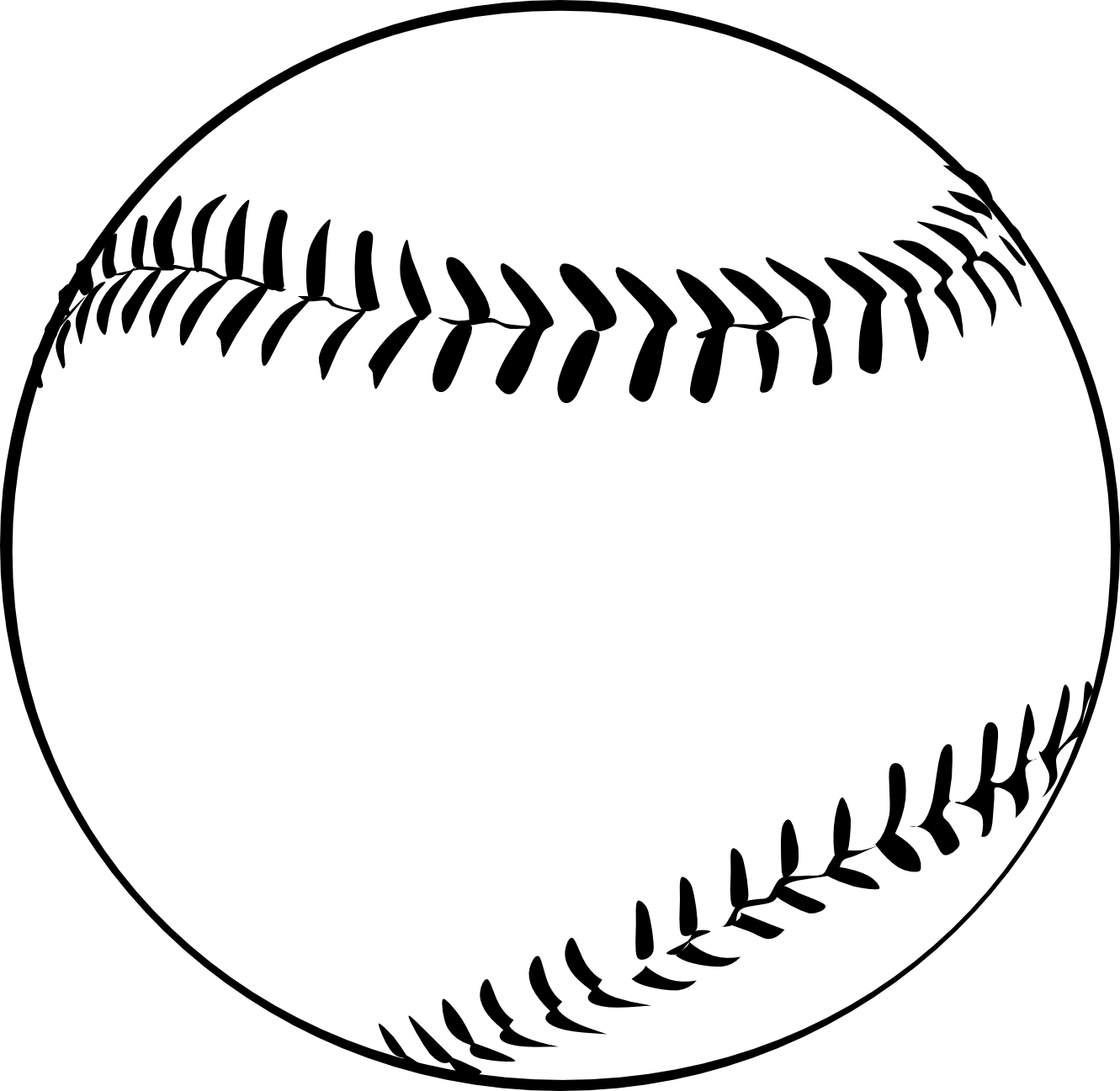 Images For > Baseball Bat Clip Art Black And White