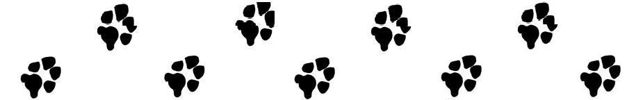 Free Paw Prints Clip Art - Cliparts.co