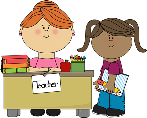 girl teacher clipart - photo #42