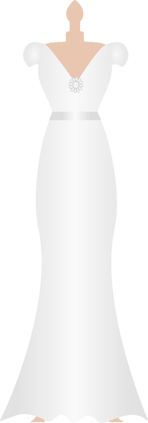 Prom Dress Clip Art - Cliparts.co