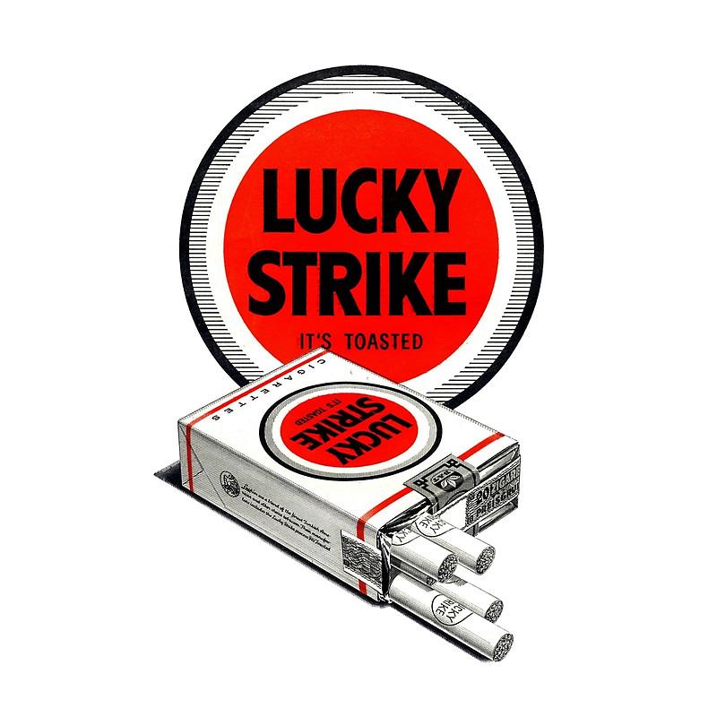 lucky strike in Kleidung und Accessoires   eBay