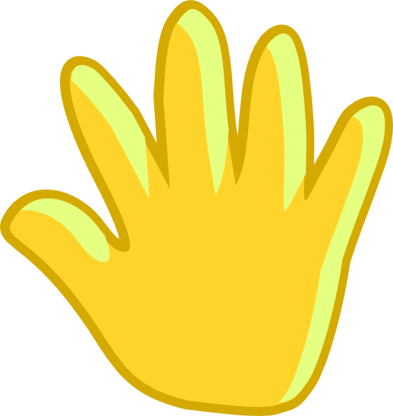 Waving Hand Animation - Cliparts.co