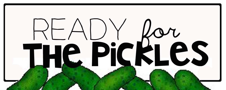 Pickle Clip Art - Clip...