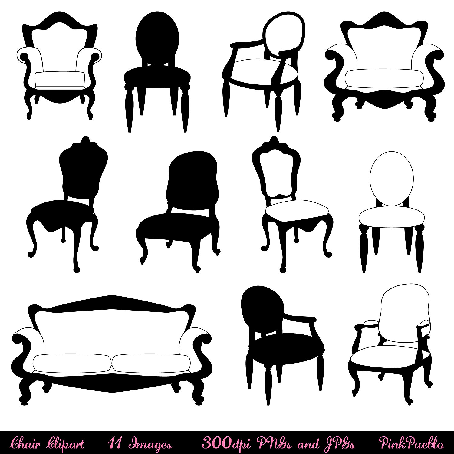Line Art Table : Furniture clip art free cliparts