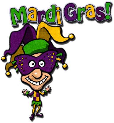 Free Mardi Gras Clipart - ClipArt Best