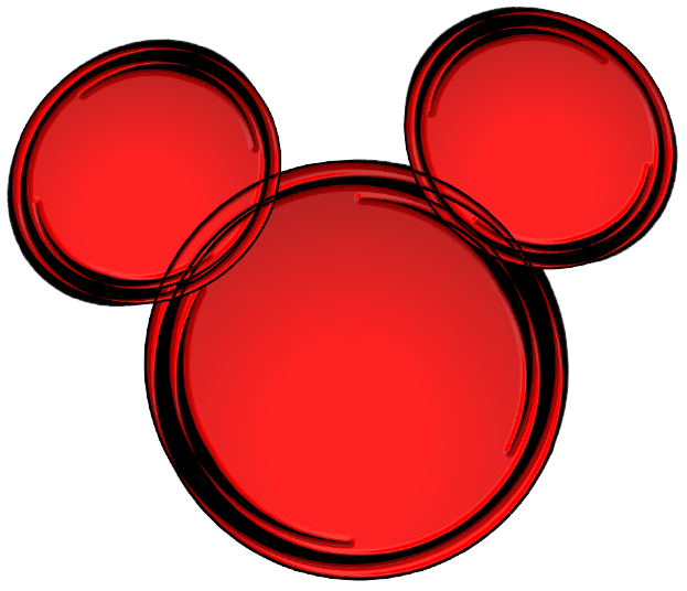 clipart mickey mouse ears - photo #30
