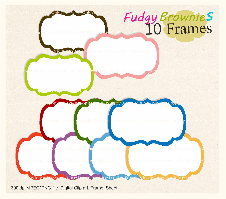 Free Clip Art Frames - Cliparts.co