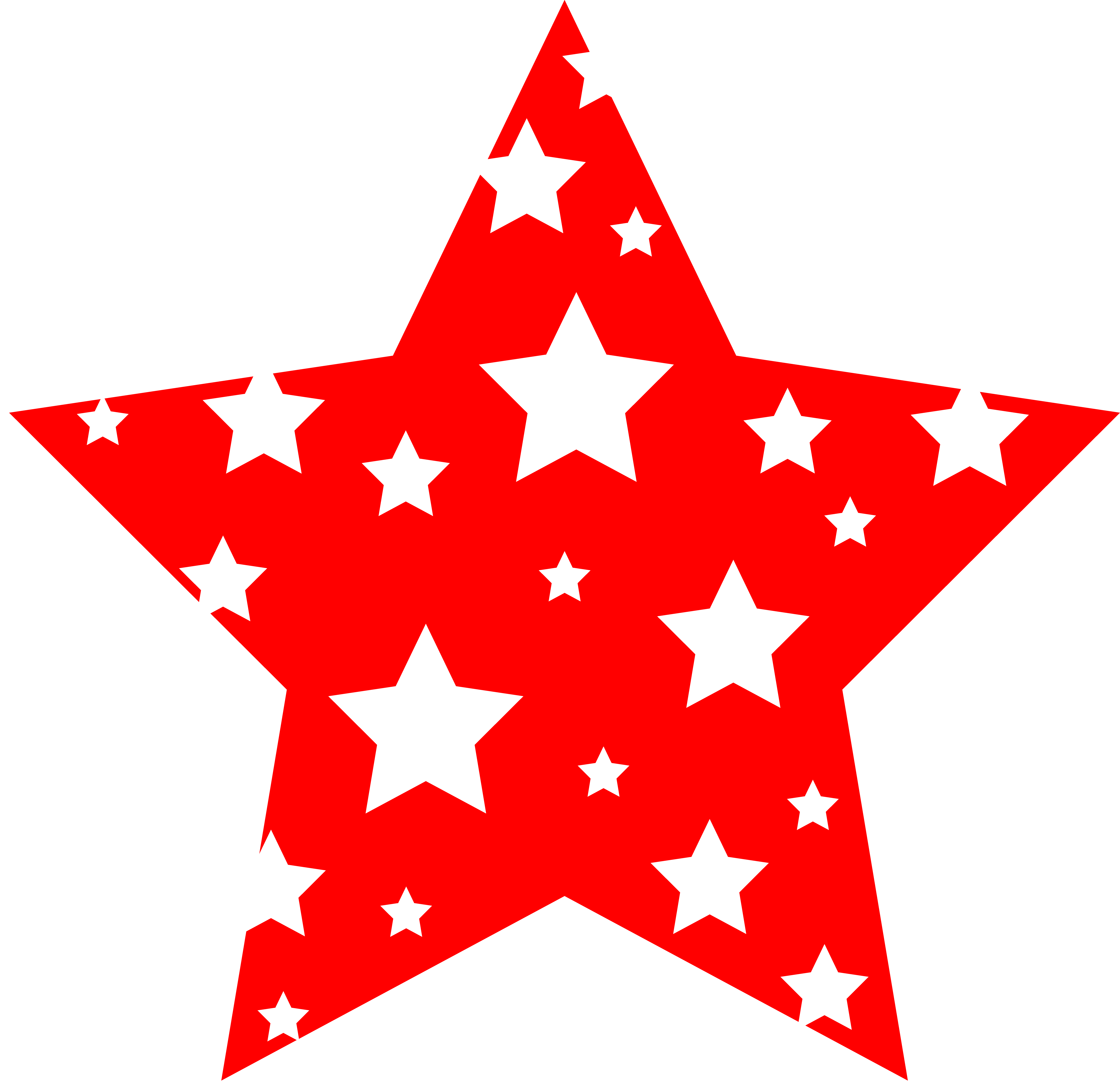 Stars Clipart Border | Clipart Panda - Free Clipart Images